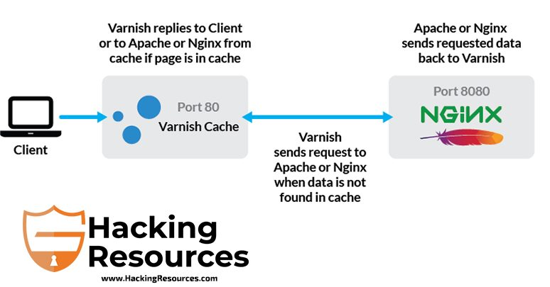 Install Varnish cache HTTP CentOS 7 - CyberSecurity
