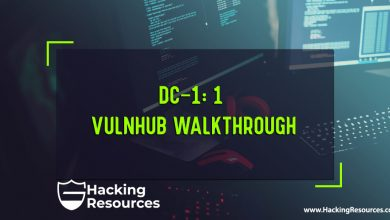 DC-1: 1 vulnhub walkthrough