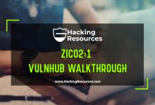 Zico2:1 vulnhub walkthrough